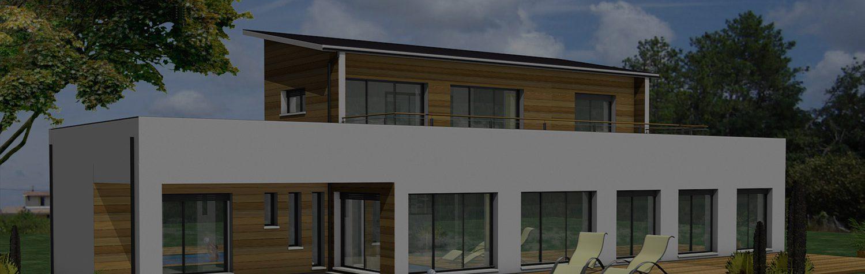 Constructeur maison d 39 architecte maisons h raud for Construire une maison d architecte