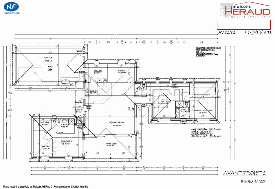 Plan maison trabeco for Constructeur maison sur plan