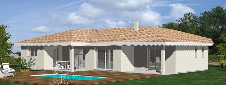 maison heraud trabeco personnalise13 arriere maison h raud constructeur de maisons. Black Bedroom Furniture Sets. Home Design Ideas