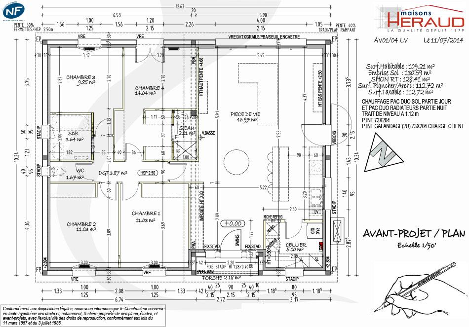 maison heraud trabeco personnalise5 plan maison h raud constructeur de maisons individuelles. Black Bedroom Furniture Sets. Home Design Ideas