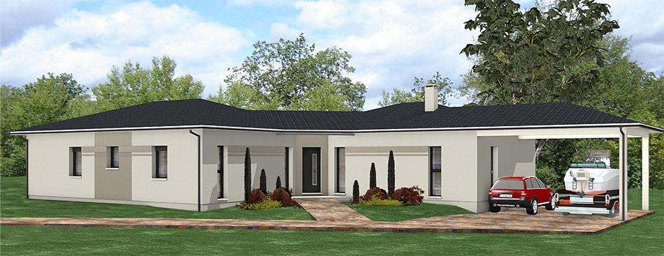 constructeur maisons personnalis es maison heraud. Black Bedroom Furniture Sets. Home Design Ideas