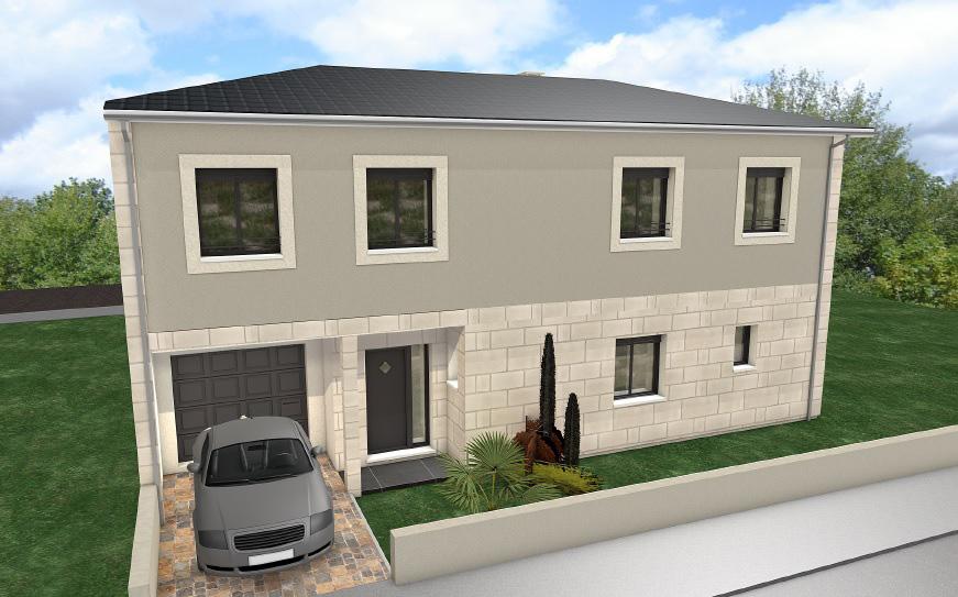 02 maison h raud constructeur de maisons individuelles for Constructeur maison individuelle 37