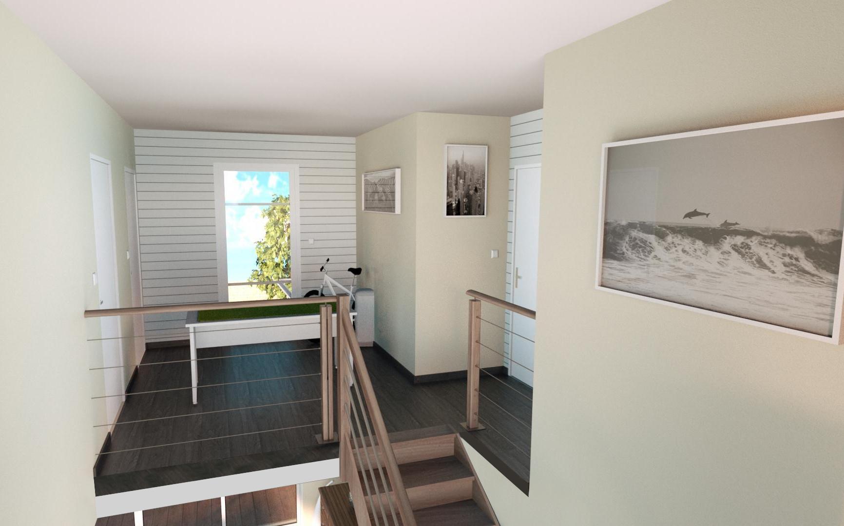 Constructeur maison architecte gironde for Constructeur maison contemporaine gironde