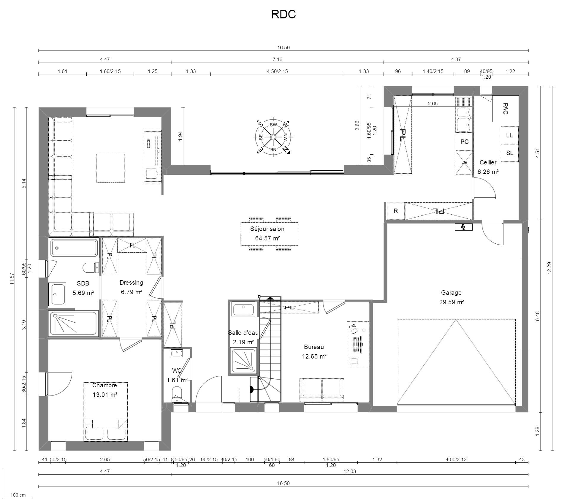 Constructeur Maison D 39 Architecte Maisons H Raud
