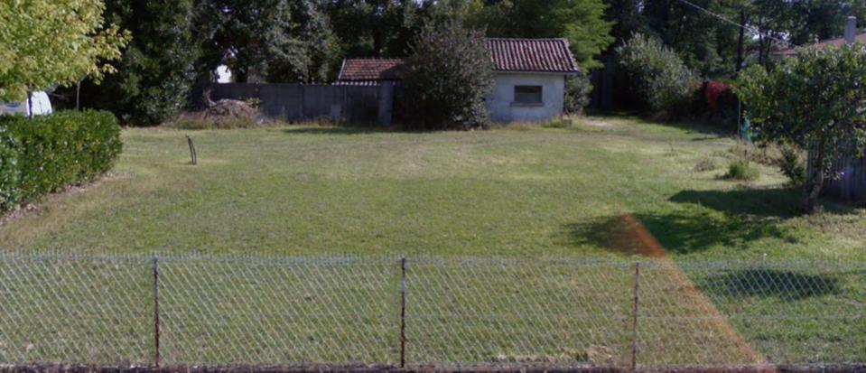 Terrain à vendre LANTON 500m²