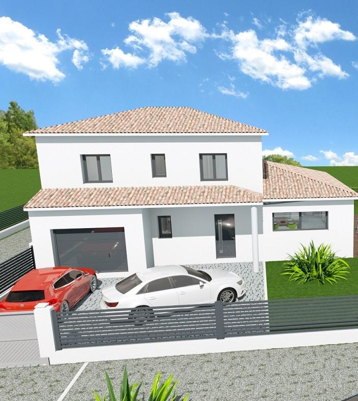 Terrain à vendre SAINT-AUBIN-DE-MEDOC 1200m²