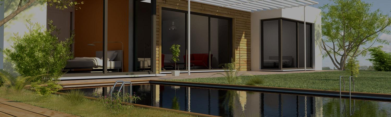 Maison de 110 m2 salleboeuf maison h raud for Prix m2 maison architecte
